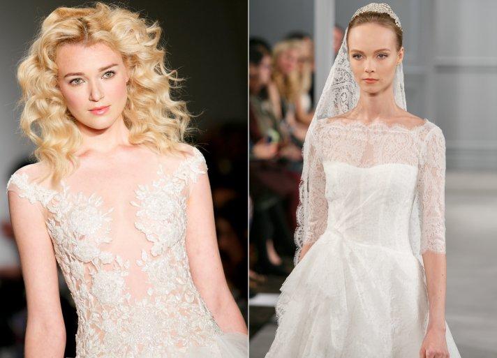 lace trends 2014 bridal
