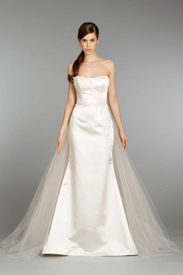 Tara Keely Wedding Dress Fall 2013 Bridal 2351