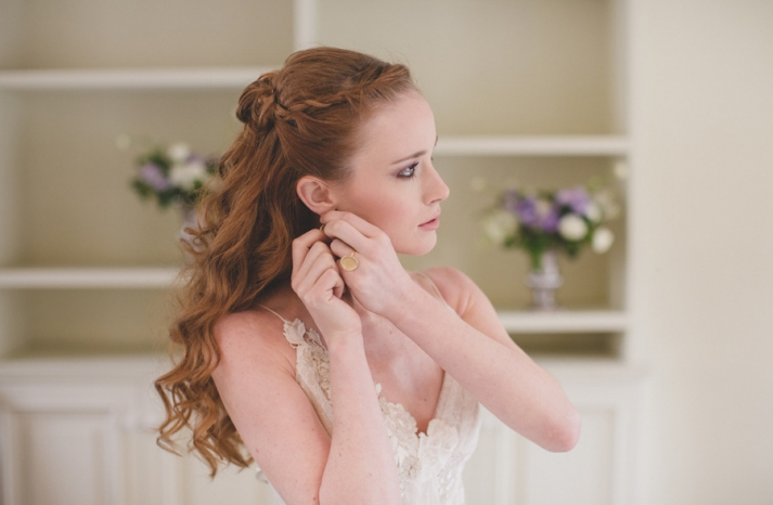 Wedding Hairstyles We Heart