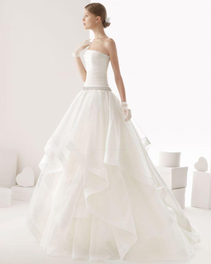 Rosa Clara wedding dress 2014 bridal Cava