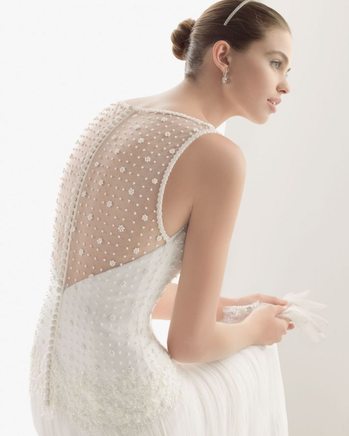 Rosa Clara wedding dress 2014 bridal Comedia