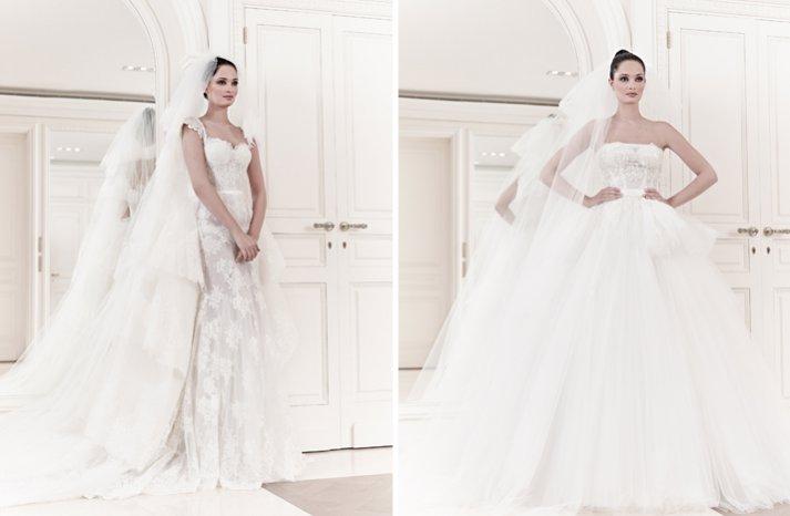 Zuhair Murad Wedding Dresses 2014 Bridal 7
