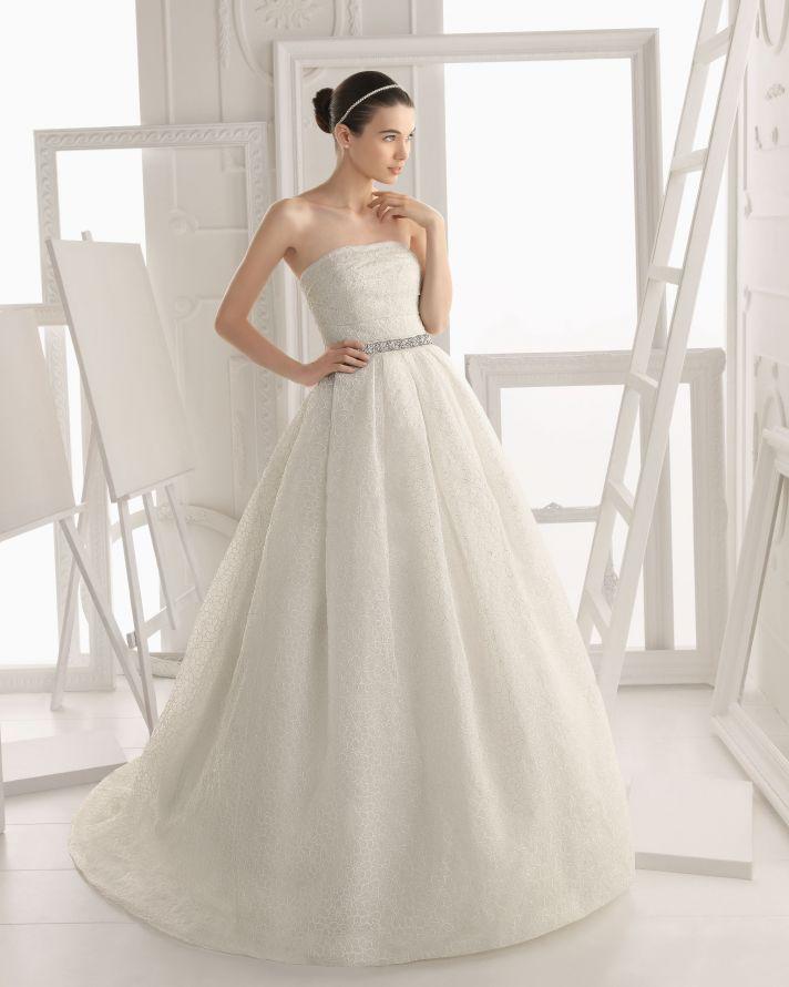 Aire Barcelona wedding dress 2014 Bridal Original