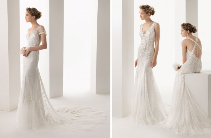 2014 wedding dresses from Rosa Clara Soft bridal collection 5