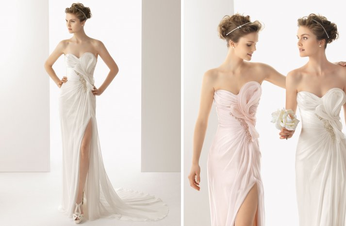 2014 wedding dresses from Rosa Clara Soft bridal collection 15