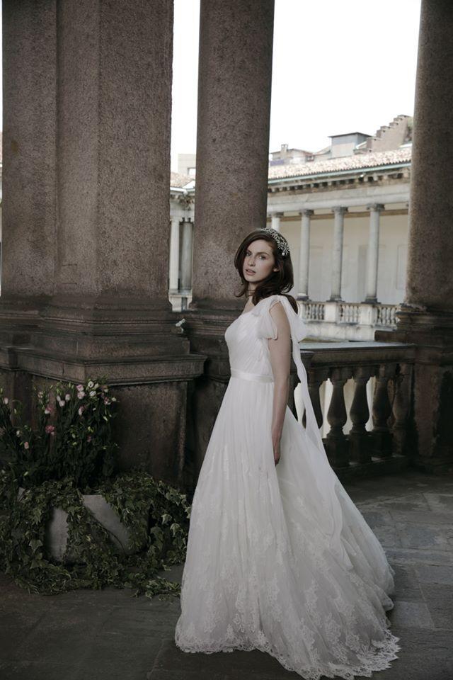 New Wedding Dress Collection from Alberta Ferretti Forever Bridal Rivoli