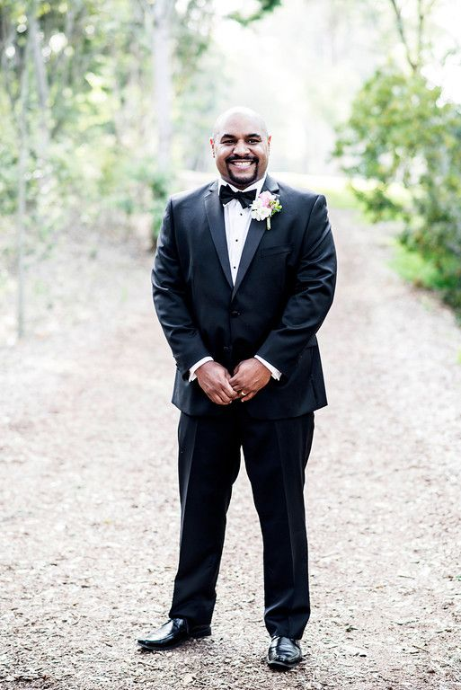 Romantic San Diego Wedding in Summer Dapper Groom