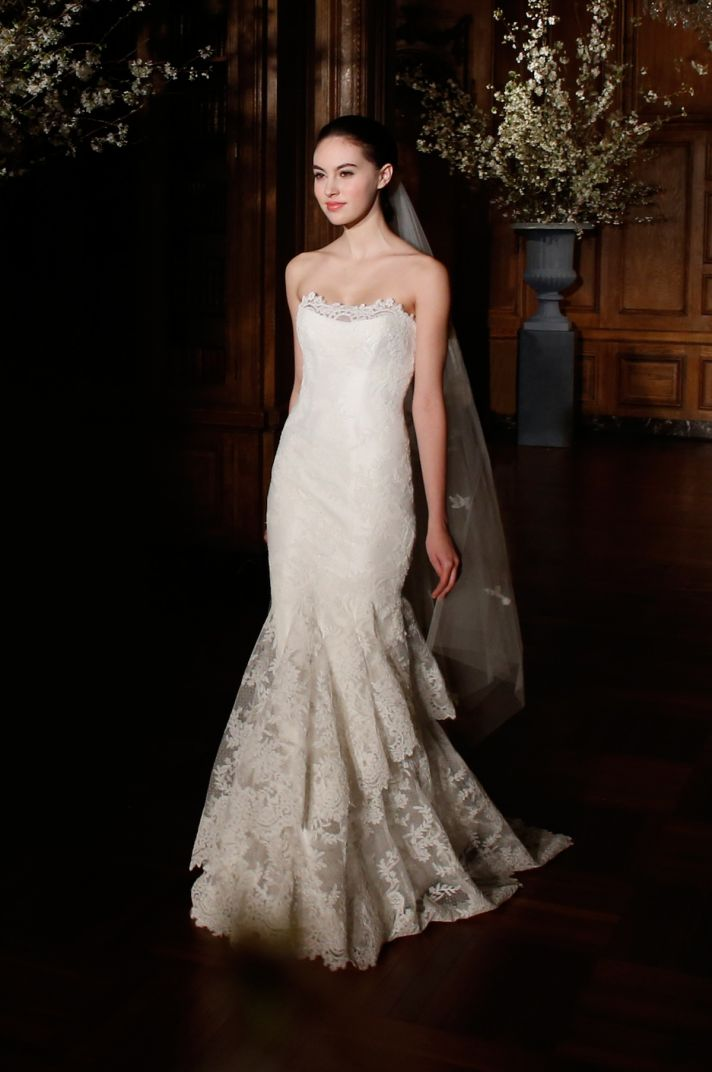 Romona Keveza wedding dress Legends bridal spring 2014 L506