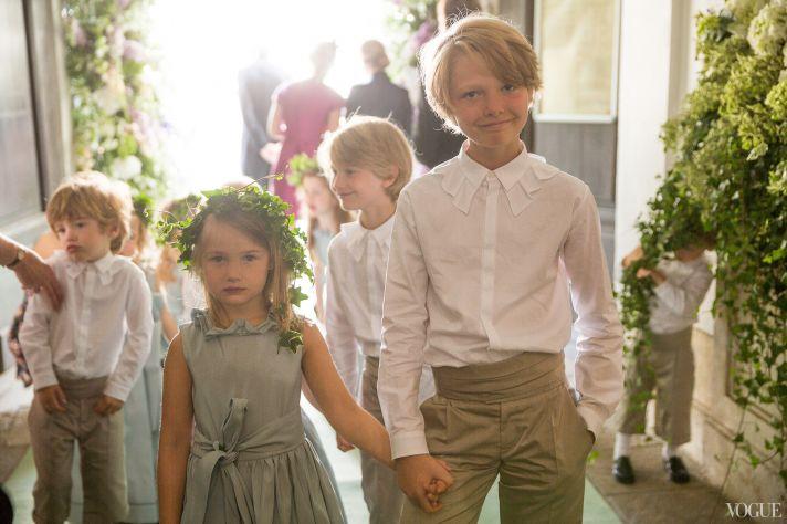 Fashion royalty wedding in Vienna Austria