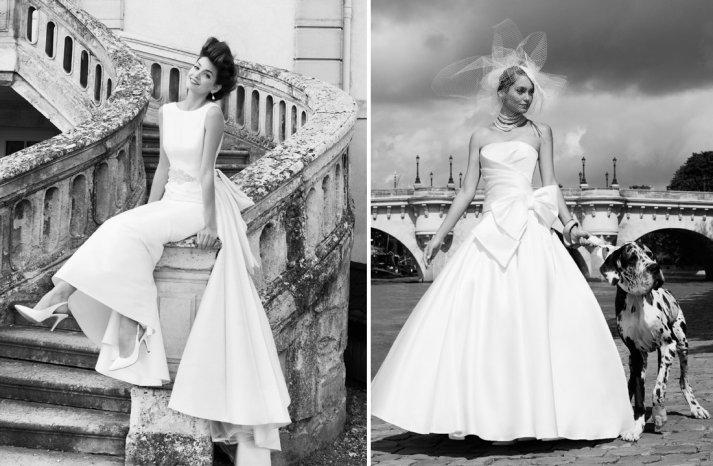 Cymbeline Paris 2014 Wedding Dresses Bridal Collection Preview 5