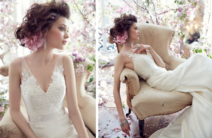 Tara Keeley Wedding Dress Fall 2013 Bridal 1