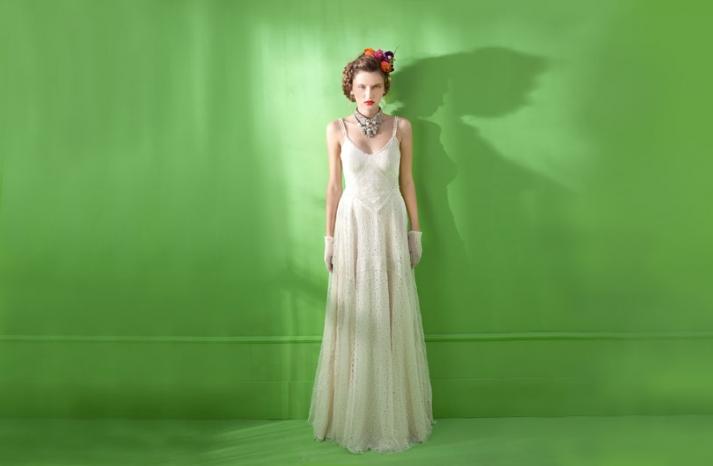 Hila Gaon wedding dress 2013 bridal 2