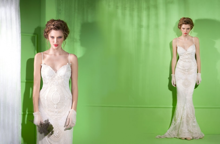 Hila Gaon wedding dress 2013 bridal 7