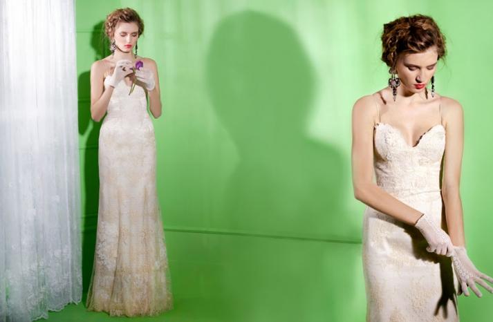 Hila Gaon wedding dress 2013 bridal 12
