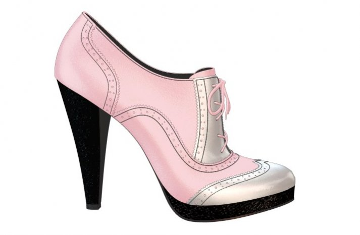 Custom wedding accessories for brides Shoes of Prey 3