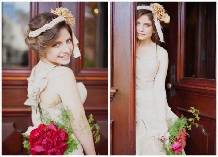 Vintage wedding trend for 2013 brides