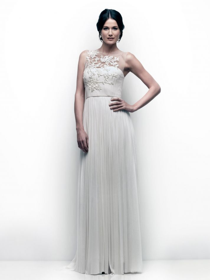 Catherine Deane wedding dress 2013 bridal Leticia