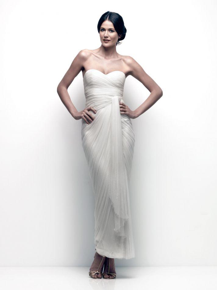 Catherine Deane wedding dress 2013 bridal Leanne