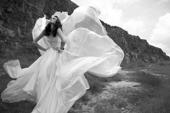 Goldie London Catherine Deane wedding dress