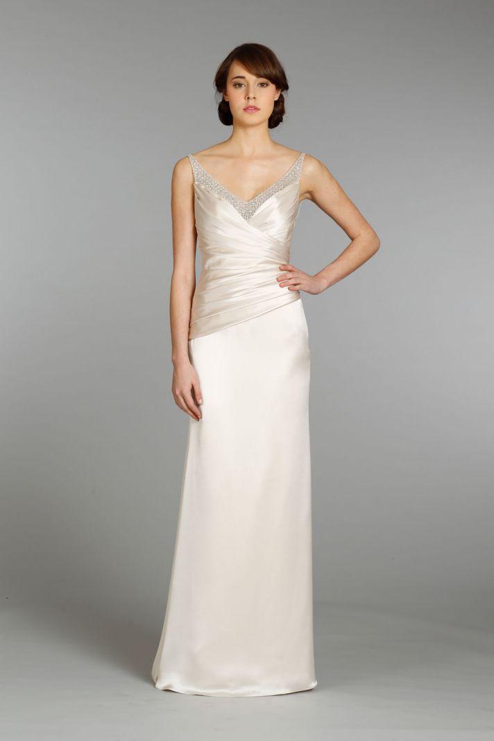 Alvina Valenta wedding dress Fall 2013 Bridal 9367