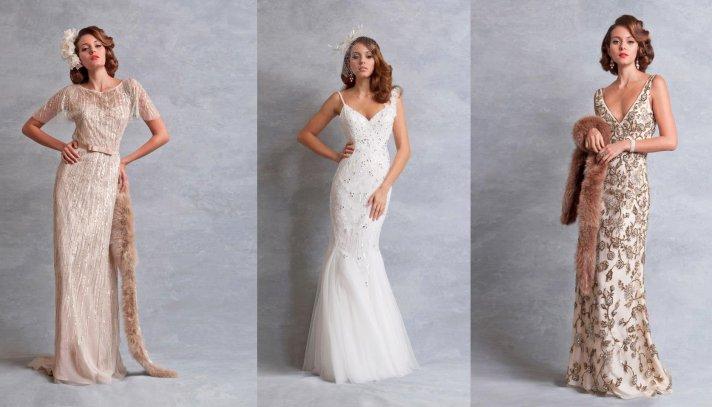 Eliza Jane Howell wedding dress for vintage brides