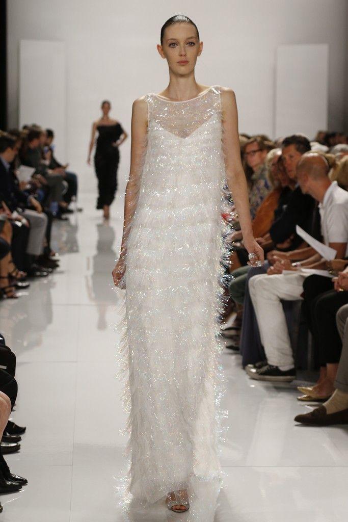 Spring 2014 RTW wedding worthy dresses Ralph Rucci