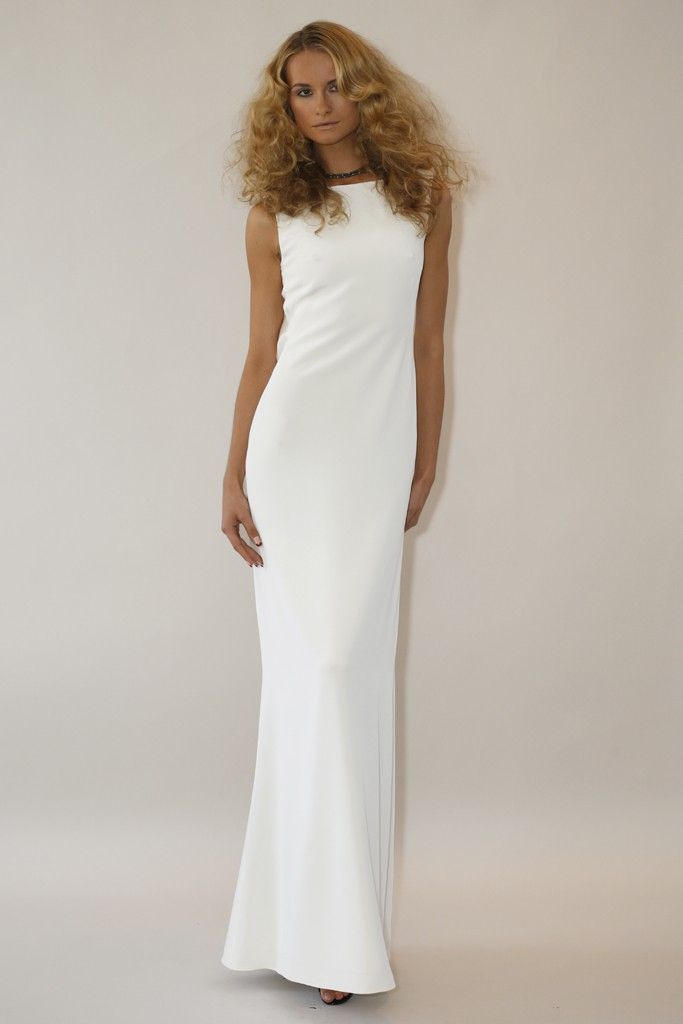 Spring 2014 RTW wedding worthy dresses Rita Vinieris