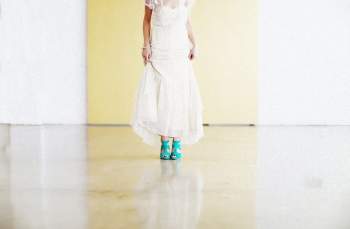 incredible wedding photography by Max Wanger turquoise shoes