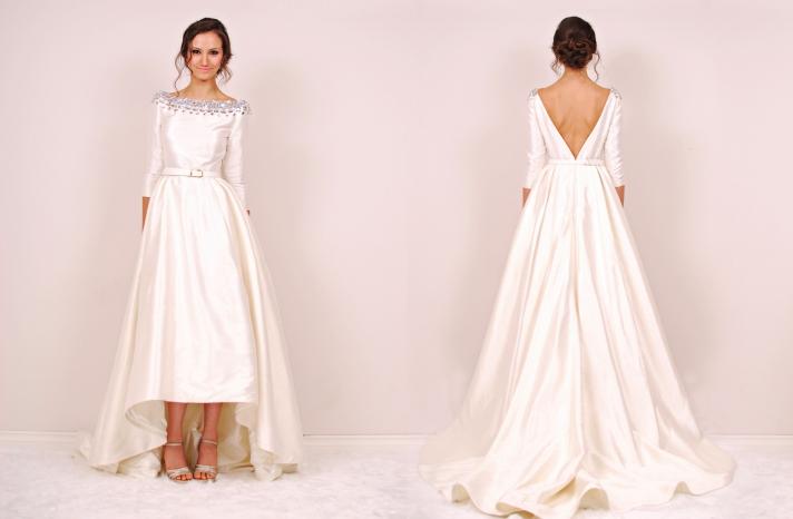 Ruby wedding dress by Sunjin Lee 2014 bridal