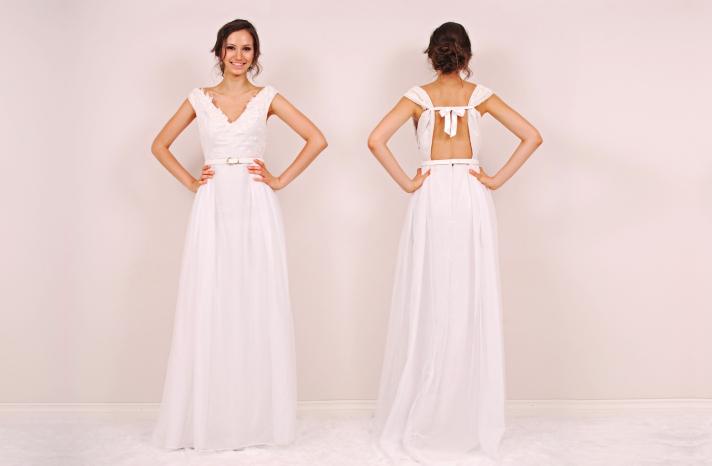 Bleeker wedding dress by Sunjin Lee 2014 bridal