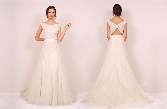 February wedding dress by Sunjin Lee 2014 bridal