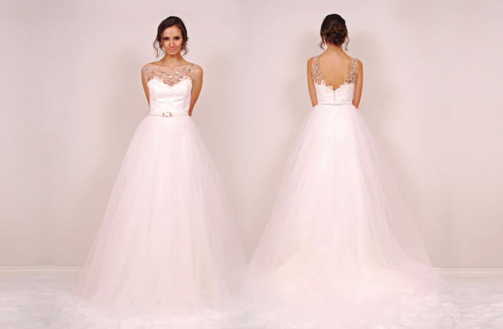 Madison wedding dress by Sunjin Lee 2014 bridal