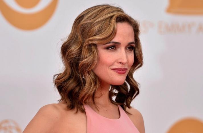 2013 Emmys wedding hair and makeup inspiration Rose Byrne