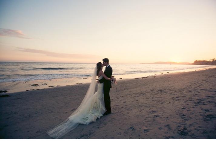 Real Wedding at the Four Seasons Santa Barbara 12