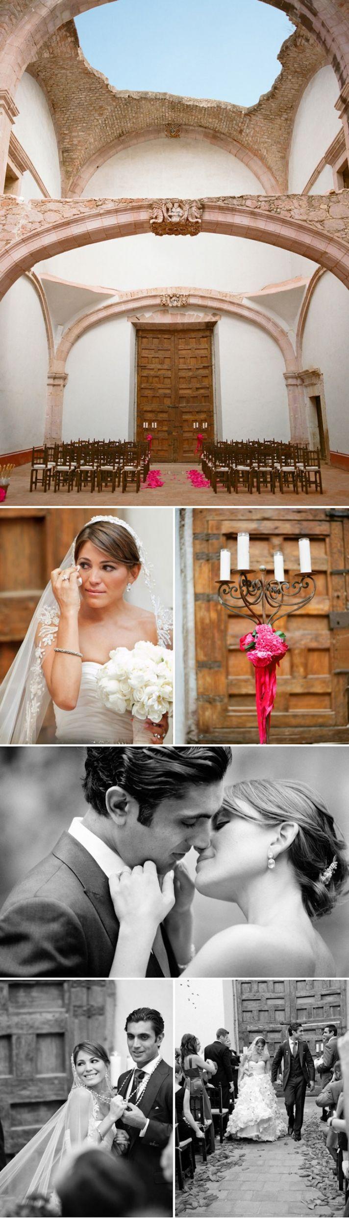 Bright destination wedding in Mexico by Aaron Delesie 4