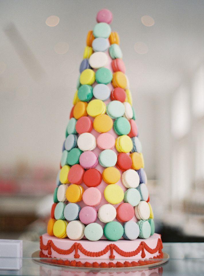 9 Sweet Wedding Cake Alternatives