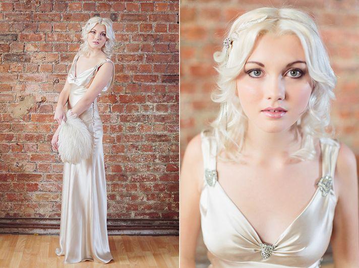 Dana Bolton wedding dress 1