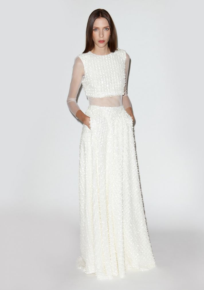 Houghton Bride Fall 2014 wedding separates