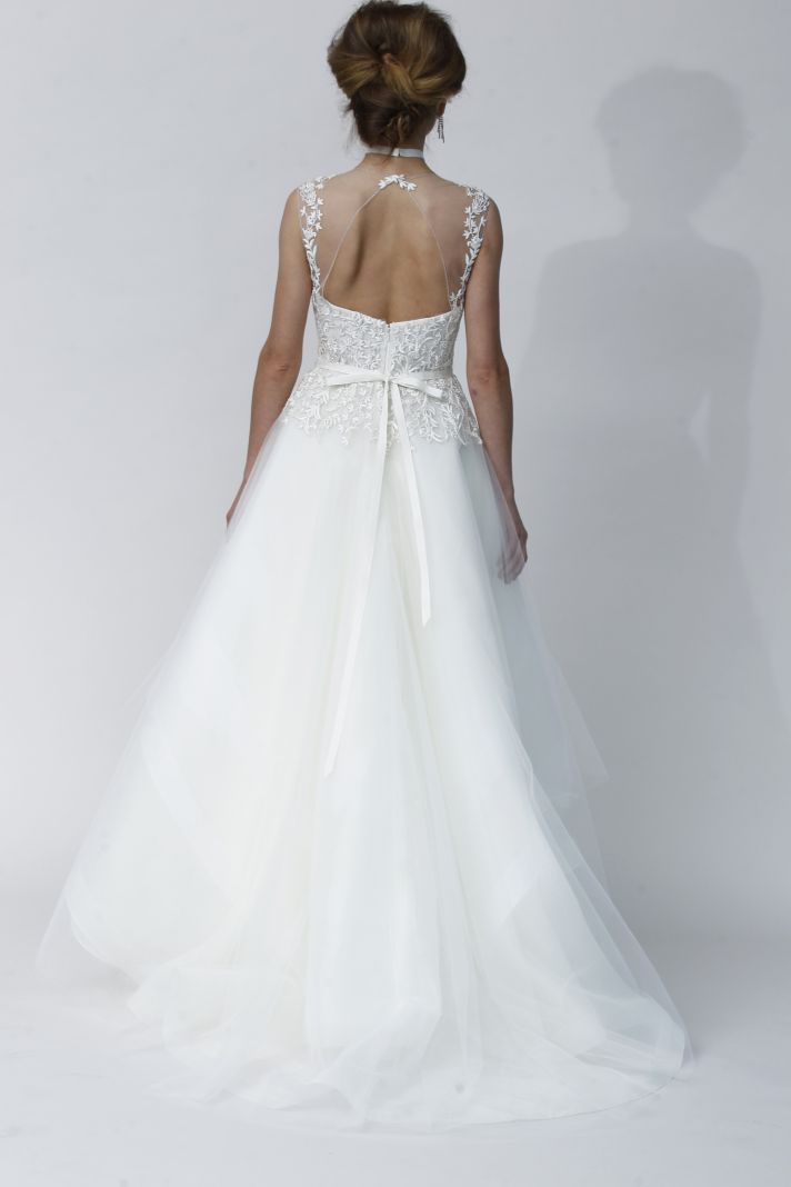 PATRIZIA wedding dress by Rivini Fall 2014 bridal