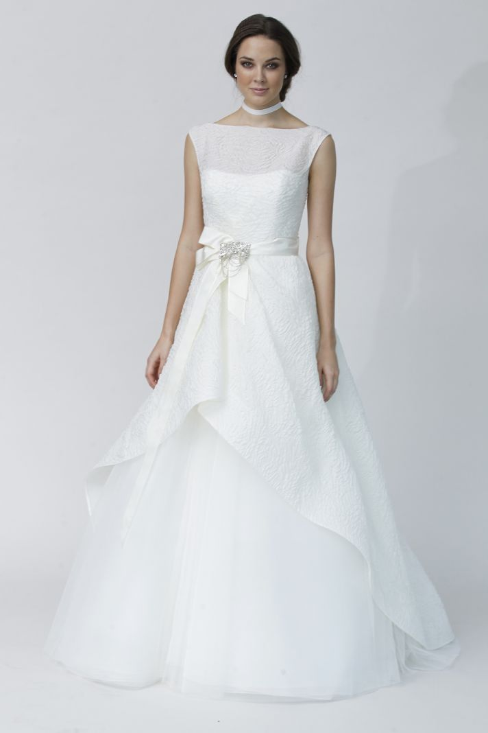 ANTONELLA wedding dress by Rivini Fall 2014 bridal