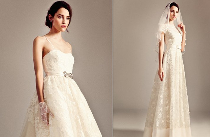 Temperley London wedding gowns Fall 2014 bridal collection 1