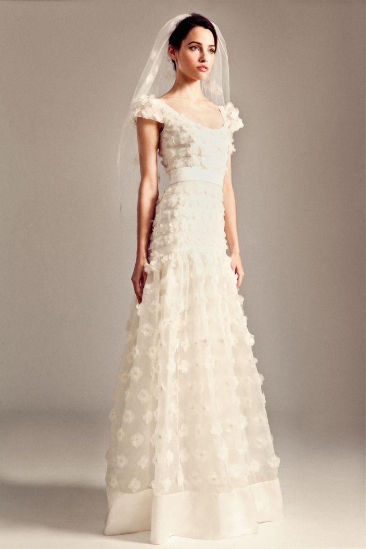 Gwyn wedding dress by Temperley London Fall 2014 bridal