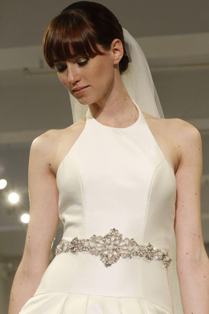 Amelia wedding dress by Theia Fall 2014 Bridal