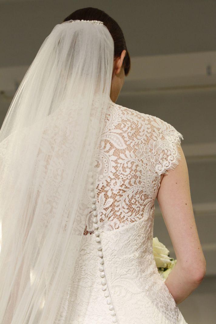 Bernadette wedding dress by Theia Fall 2014 Bridal