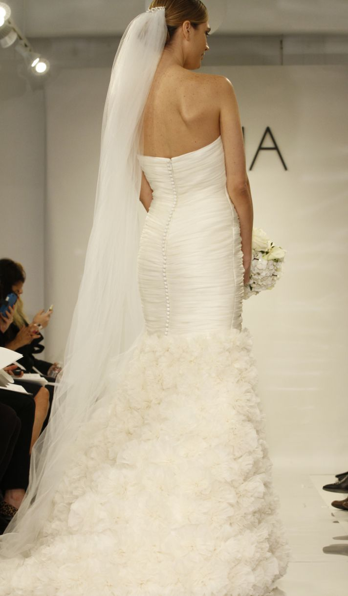 Eloise wedding dress by Theia Fall 2014 Bridal