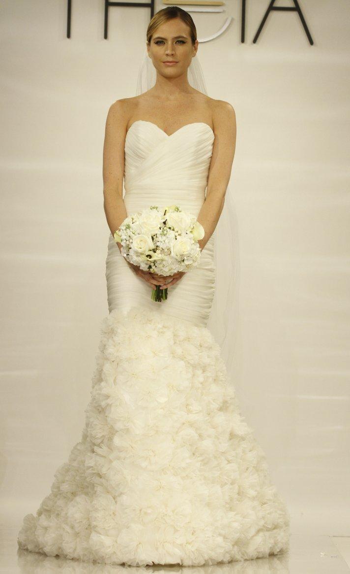 Eloise wedding dress by Theia Fall 2014 Bridal