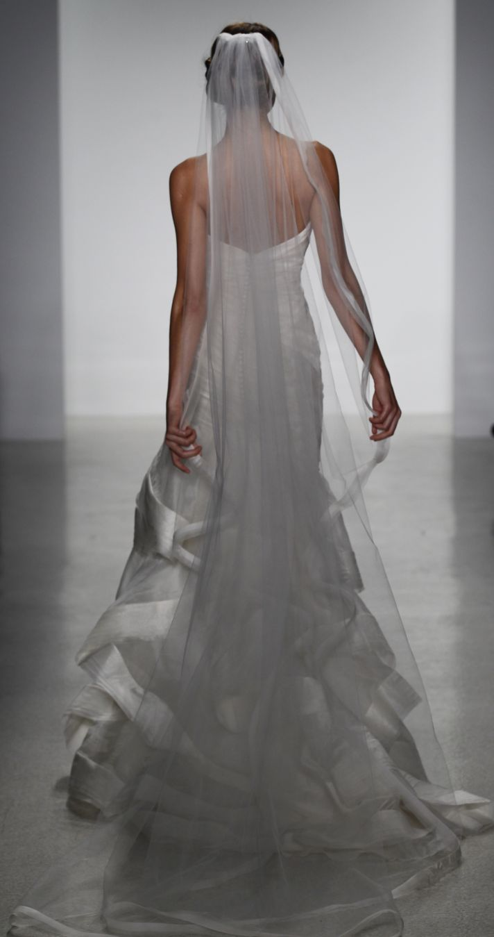 Peri wedding dress by Kelly Faetanini Fall 2014 Bridal