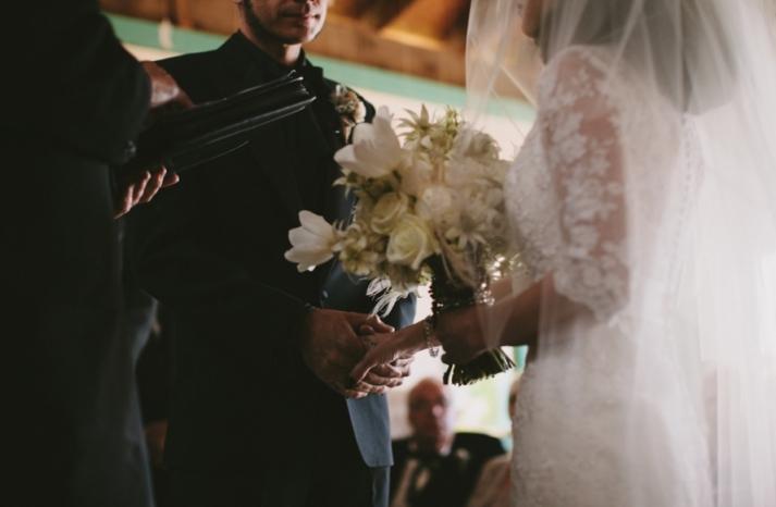 Portland real wedding vows