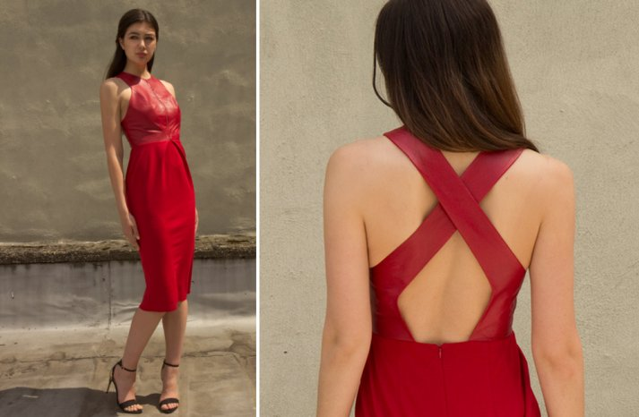 Bridesmaids style Red is the New Black 8