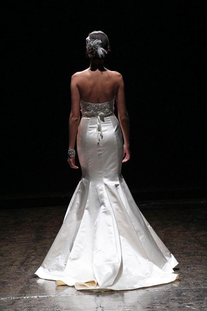 3404 wedding dress by Lazaro Spring 2014 Bridal